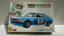 MAQUETTE PLASTIQUE A MONTER  1/24 OTAKI MOTORISE WORKS FORD CAPRI RS 3100