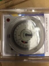 APT Polaris Immersion Boiler Timeclock IMM24 Timer Switch Heating New 16A