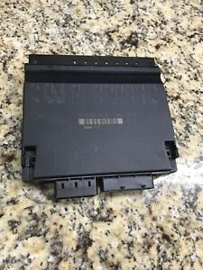 00-2006 MERCEDES-BENZ W220 S430 S500 RIGHT FRONT SEAT MEMORY CONTROL MODULE #110
