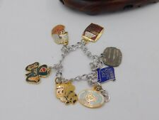 Vintage Tops Weight Loss Charms and Bracelet  dr46