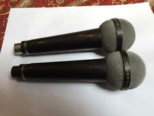 Beyer M500 Ribbon vintage microphones 2 units for sale for Buy Now price