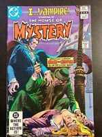 The HOUSE of MYSTERY #306 (1982 DC Comics) ~ GD Comic Book
