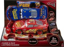 Disney Pixar Cars 3 Change and Race Vehicle Lightning McQueen Ages 3+ Car Play