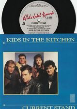 Kids In The Kitchen Orig Oz Ps 45 Current stand Nm '85 K9804 New wave synth Pop