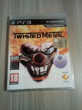 TWISTED METAL (PS3) NUOVO SIGILLATO Play Station 3 ps1
