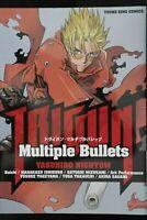 JAPAN Yasuhiro Nightow & Other manga: Trigun Multiple Bullets