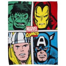 Star Wars Marvel Fleece Blankets for Children