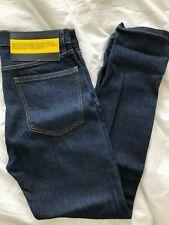 CK Calvin Klein 205W39 NYC Collection Raf Simons Denim Jeans Men 30W Slim