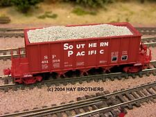 Hay Brothers Ballast / Gravel Loads (3-pack) - Fits MicroTrains Ortner Hoppers