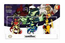 Nintendo Amiibo 3 Paquet Pelle Chevalier (specter Chevalier/plague