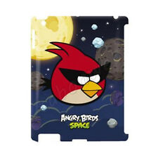 Gear 4 angry birds space ipad 2/3 clip-on case smart cover compatable oiseau rouge