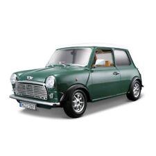 Artículos de automodelismo y aeromodelismo de hierro fundido Mini Cooper