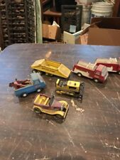 Collection Of Tonka Toys 6 Pieces