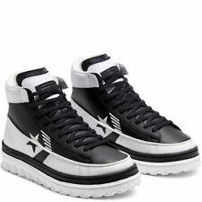 Converse Mens Rivals Pro Leather X2 Hi 168694C White/Black Size 10.5 NWB