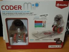 New WowWee Coder MiP the STEM-based Programmable Toy Robot Transparent Free Ship