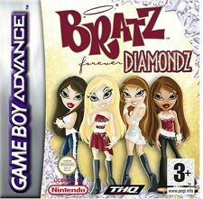 Bratz: Forever Diamondz GBA Game Boy Advance Brand New