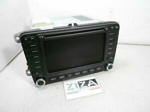 Navigatore Autoradio Lettore CD VW Golf V 2.0 2006 1K0035198B