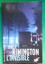 L'INVISIBLE STELLA RIMINGTON LE MASQUE ESPIONNAGE GD FORMAT