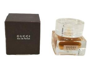 Gucci by Gucci EDP 0.17 fl oz 5 ml Eau De Parfum miniture Women splash NIB RARE