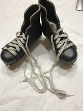 Bauer Ice Skate Boots Size 10 Boys Black Ships N 24h