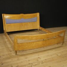 Double Bed Furniture Italian Wooden Design Modern Antiques Camera 900