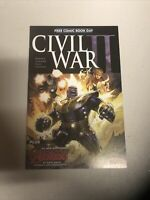 Civil War II FCBD #1  NM  1st App Ulysses & New Wasp 2016