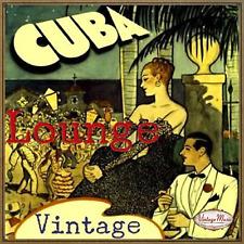 Vintage Cuba Lounge CD Vintage Compilations/ Pio Leyva, Benny Moré, Celia Cruz
