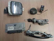 Seat Ibiza 6L 1.4 16V Bj.08 03C906024AF Steuergerät Motor 4B0905851C 6Q0919237C