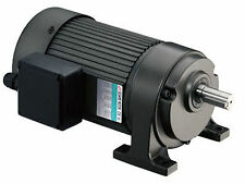 Sesame G12H-100U-90 Precision Gear Motor 100W/3Ph/230V/460V/4P/Rat io 1:90