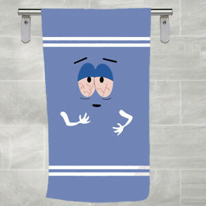 "Towelie South Park 30"" x 60"" Collectible Cotton Beach Bath Towel"