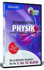 Guida studenti sapere compatto fisica 5.-10. CLASSE Nuovo + infolie 2000/xp/7/8/#l2