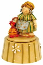 Kids Pottery Music Toy. Farmers Wife & Hen. Playing Old Mcdonald Had a Farm. Fun