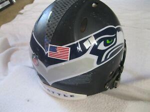 RARE Riddell Seattle Seahawks, Full Size Heavy Duty NFL Football Helmet