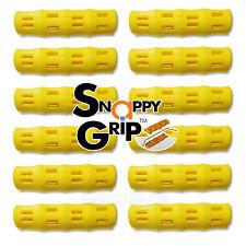 SNAPPY GRIP Egonomic Replacement Bucket YELLOW Handles 12 *new*