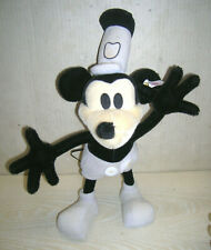 "STEIFF Micky Maus , Mickey Mouse als ""Steamboat Willie"" Disney Sonderserie"