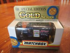 Matchbox 44 Model T Ford (Kelloggs Corn Flakes Special Edition Gold Series 1/64)