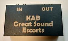 Kab Electro-Acoustics Great Sound Escorts Stereo Canceler