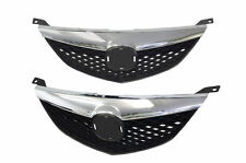 MAZDA 6 SEDAN/HATCHBACK GG  8/2002-7/2005 GRILLE BLACK & CHROME