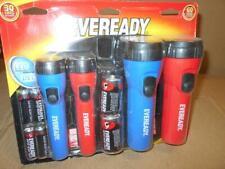 Eveready, 4 Pack, LED General Purpose Economy Flashlights ~