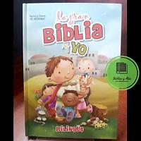 La Gran Biblia y Yo Valores y Virtudes de la Biblia - Biblia infantil BILINGUE