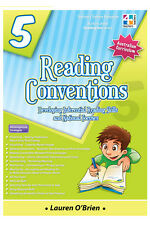 Reading Conventions - Year 5 Australian Curriculum