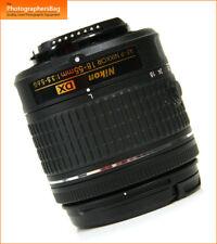 Nikon AF-S DX Nikkor 18-55mm f/3.5-5.6G (neuste Verson) Zoomobjektiv Free UK Post