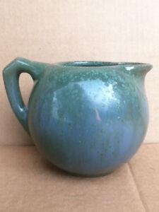Roger Guerin Bouffioulx Gres d'Art Cream C. 1930 Ceramic Glaze Art Nouveau Deco
