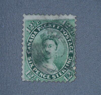 *Kengo* Canada stamp collection #18 Queen Victoria used CV$30 @174