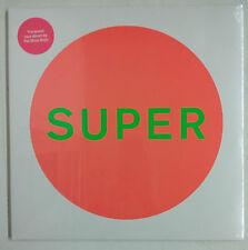 """Pet Shop Boys Super LP RU 2016 affiche gatefold avec """"autocollant «sur Affiche"""