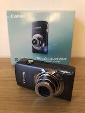Canon PowerShot Digital ELPH SD3500 IS / IXUS 210 14.1MP Digital Camera - Black
