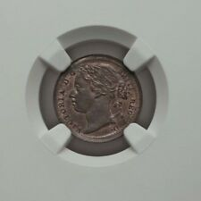 More details for 1885 1/3 third farthing victoria ms65 ngc minor coin great britain