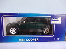 Revell 1/12 - Mini Cooper -  green roof white