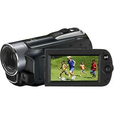 Canon LEGRIA HF R18 High Definition Digital Camcorder Black used, with charger