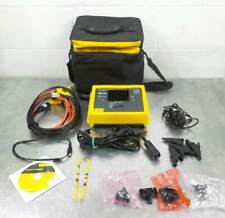 Fluke 1735 Power Logger Analyst In Case Includes Accessories
